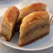Egypt Recipe Baklava Bites