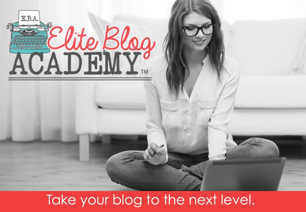 Join The Elite Blog Academy On Black Friday