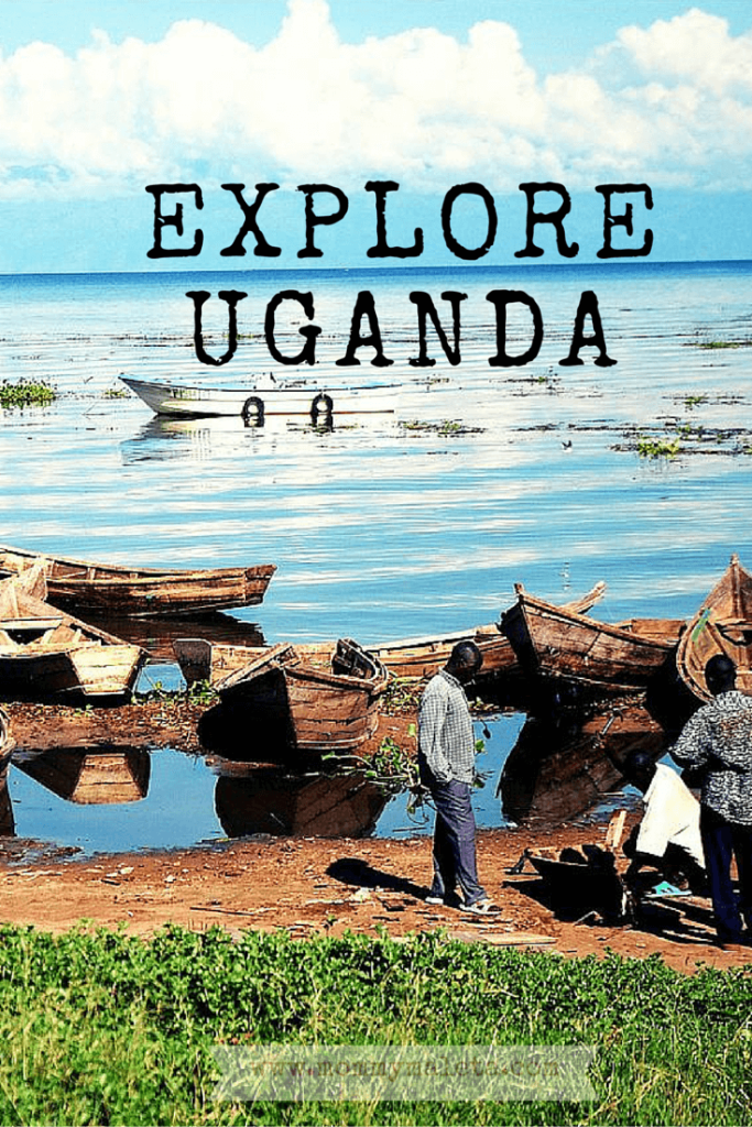 We are ready to explore Uganda, Africa at Mommy Maleta with a country map, flag, and interesting country facts. Are you ready to travel with me?