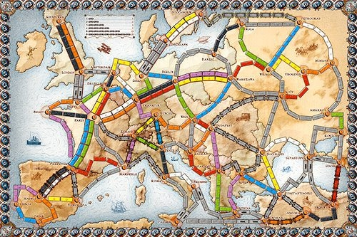 I love these fun geography board games that my blogging friends recommended. There are so many I never heard of before.