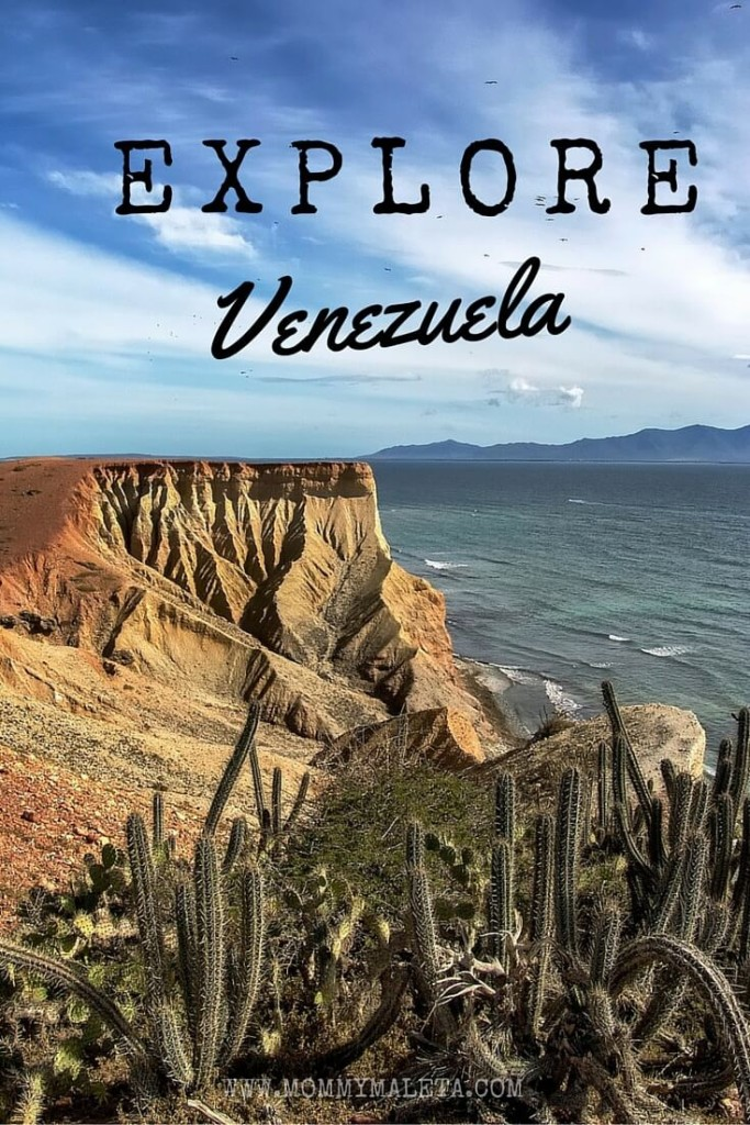 Travel to Venezuela with me! We'll explore with country facts, flags, maps, and more.