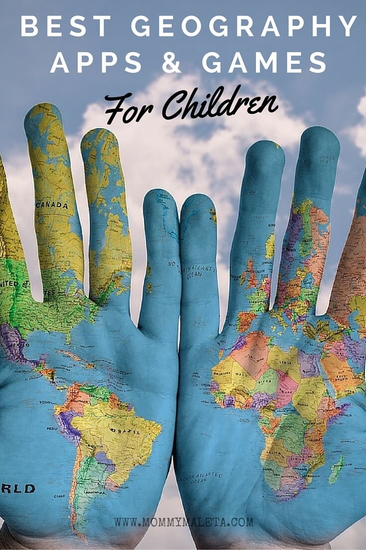 Best geography apps and games for children mommymaleta is there such a concept as geography for kids these traveling moms and bloggers think gumiabroncs Images