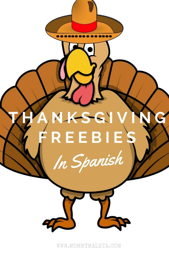 Looking for Thanksgiving activities, Thanksgiving videos, and Thanksgiving printables for your little tots? How about teaching them a little Spanish while your at it? This is a great list of Thanksgiving freebies in Spanish.