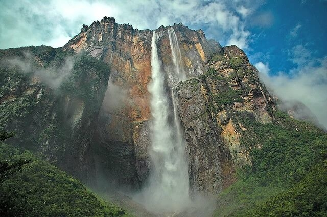 Angel Falls is the world's highest uninterrupted waterfall and is a UNESCO World Heritage Site