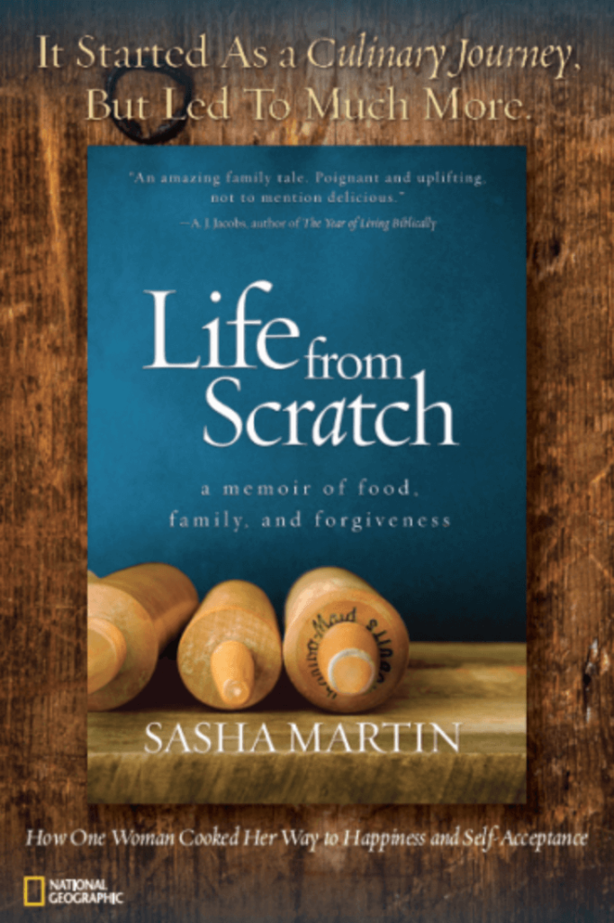 I just made a recipe for Latvia's Apple Pancakes inspired by Sasha Martin's newly released book Life From Scratch. Love it Sasha!