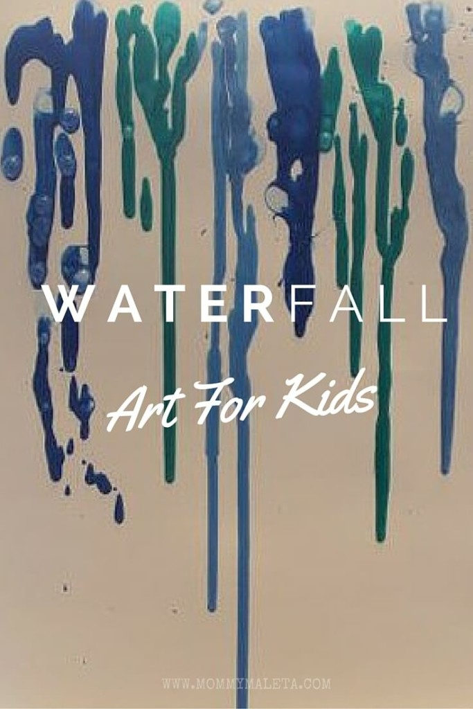 I love when my kids can create art projects inspired by other countries. In this project kids will travel to Venezuela and paint Angel Falls - it's the largest waterfall in the world!