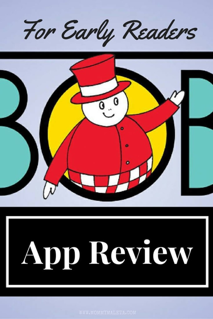 I love apps that combine fun and education. Here's a great one for your early reader!