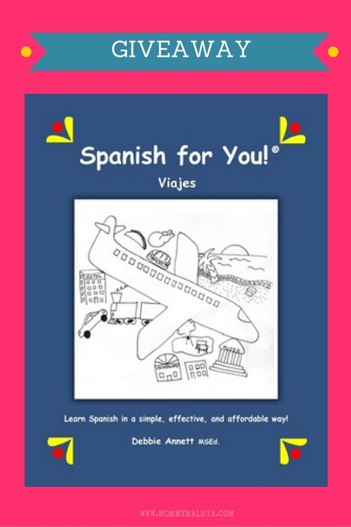 Want to boost your child's education? Enter the Spanish For You Giveaway in 2 Minutes or Less!