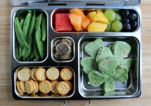 Bento box lunch fun with Little Passports!