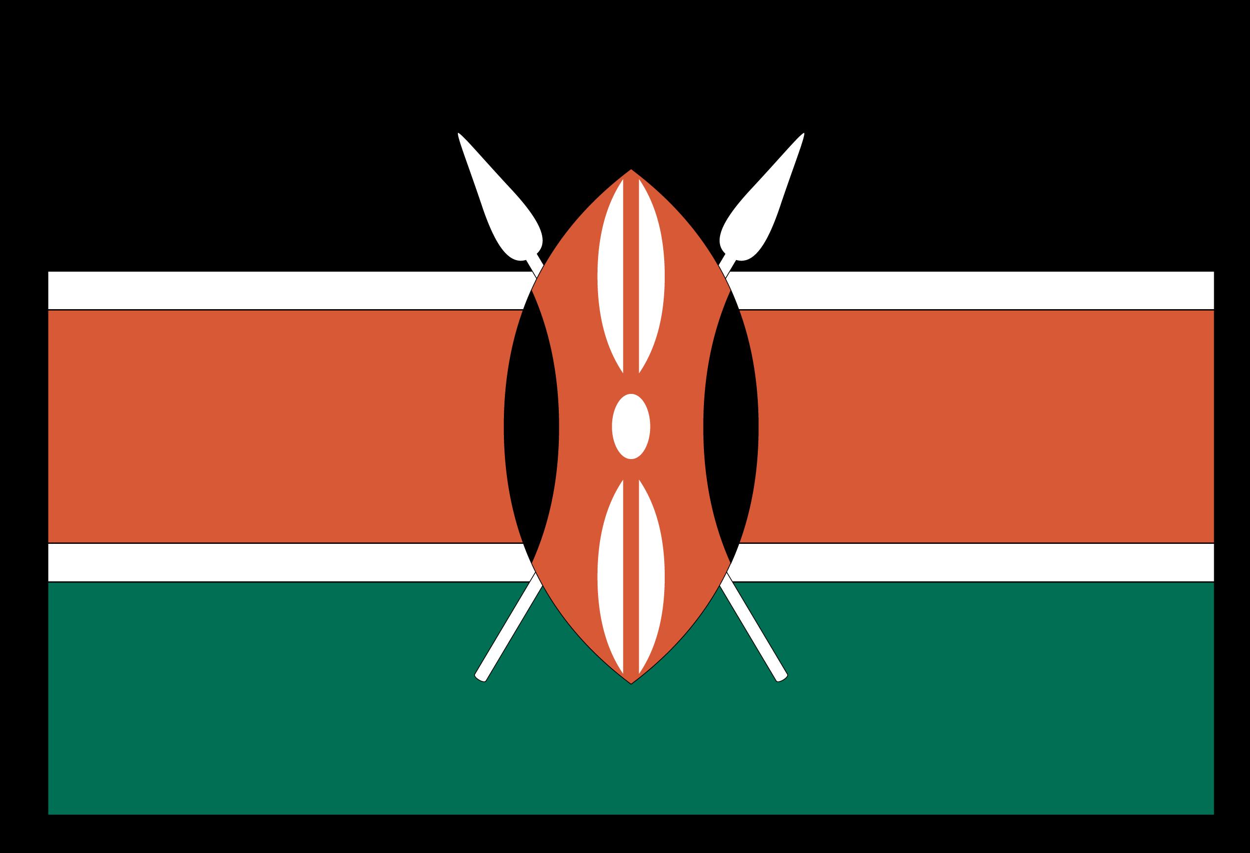 оберните картинка презентация флаг кении мой