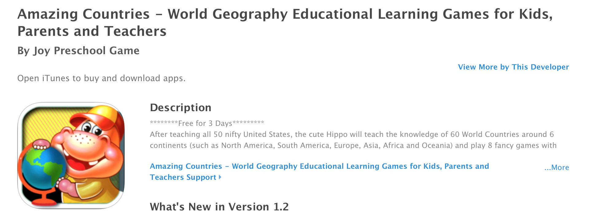 Best Geography Apps and Games for Children - MommyMaleta